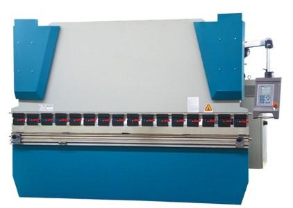 Apkant preša hidraulična WC67K 125t x 3200 mm, NC