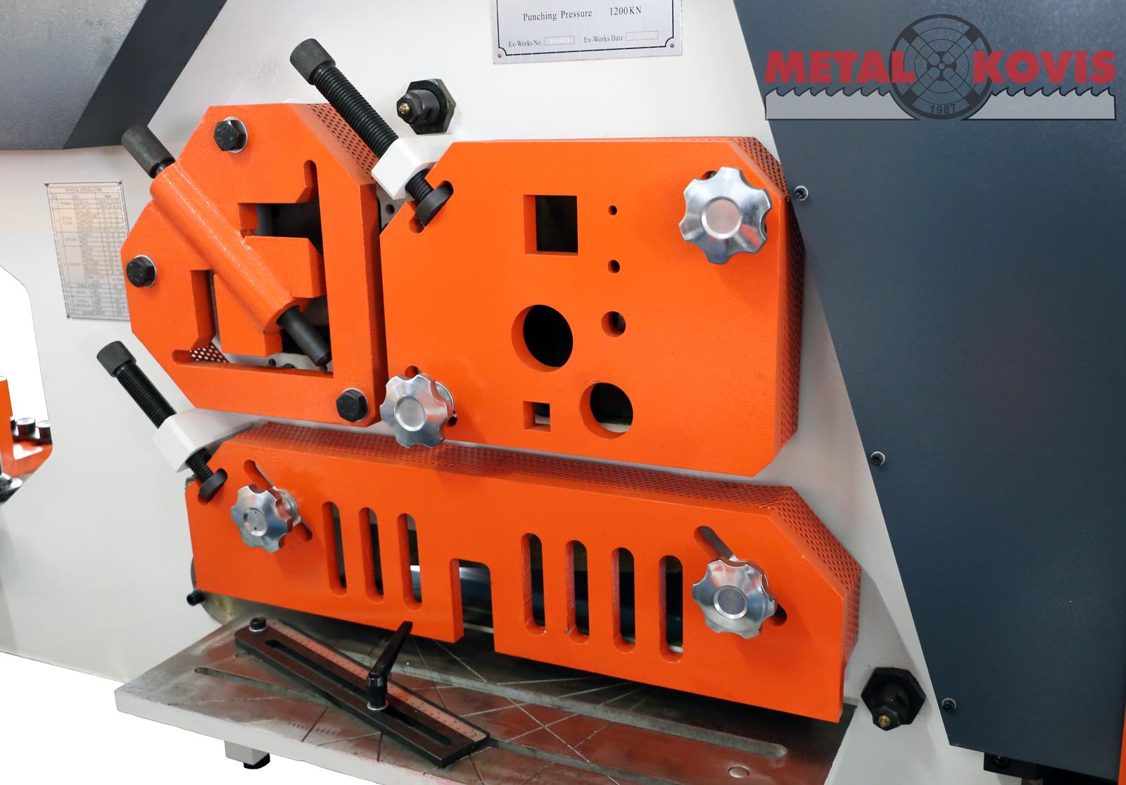 Kombinirane škare i probijačica H120SD
