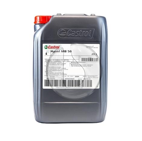 Ulje za emulziju Castrol Hysol MB 50, 20l pakiranje