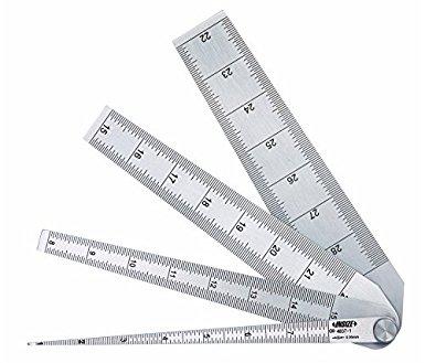 Etalon za mjerenje, 1-29 mm