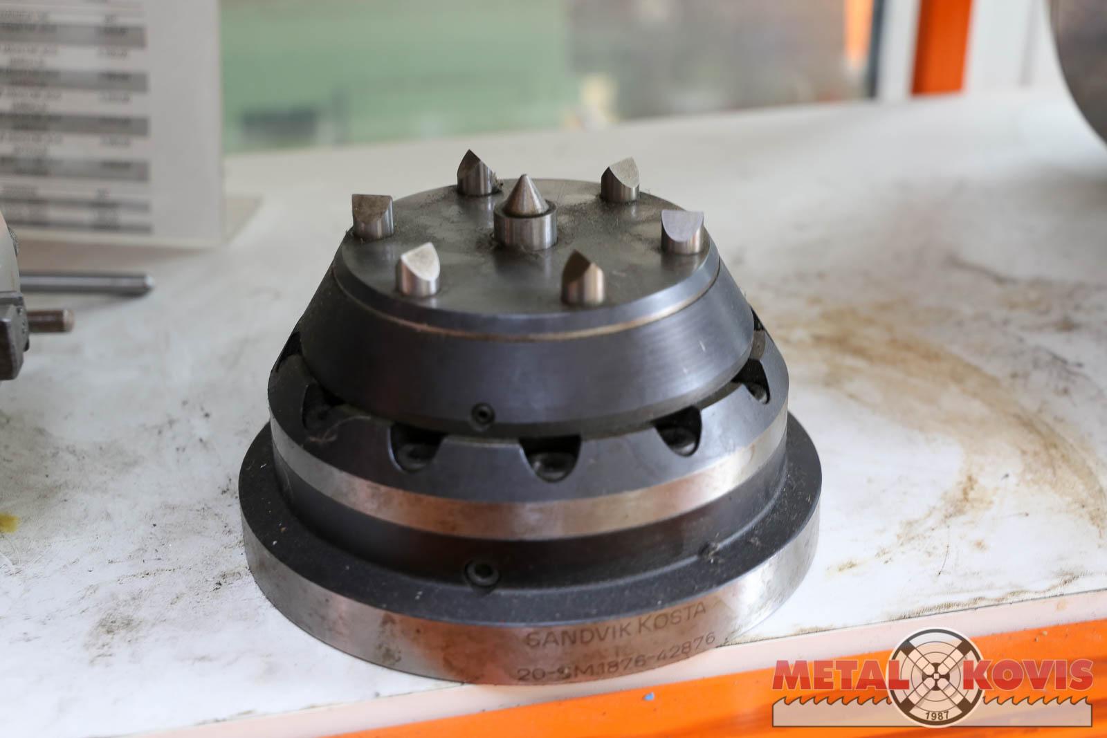 Šiljak za CNC strojeve Sandvik