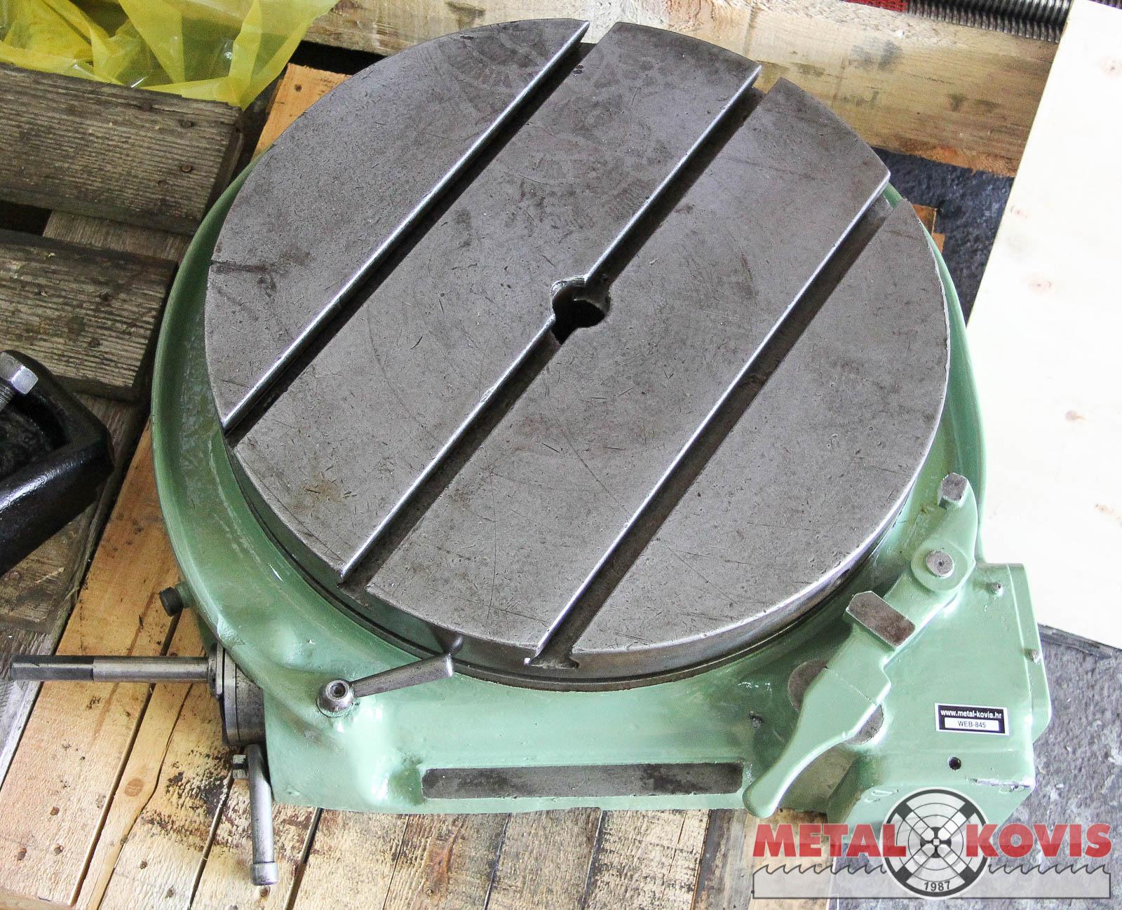 Okretni stol Ø500 mm