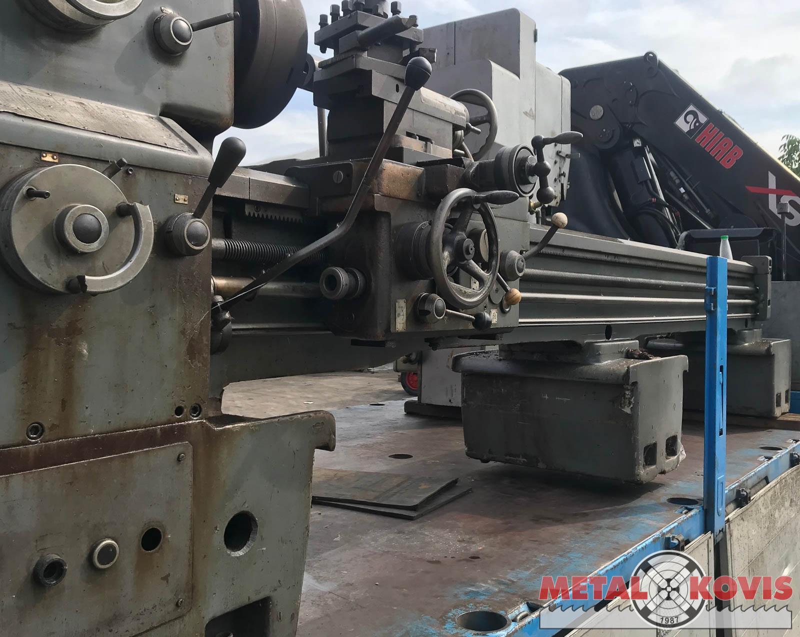 Tokarski stroj ADA Potisje PA 631 P×3000 mm
