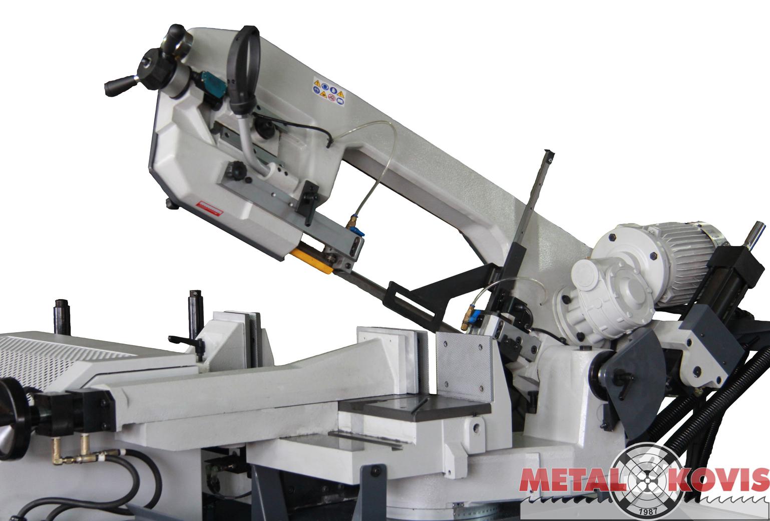 Pila tračna za metal - automatska CY350V
