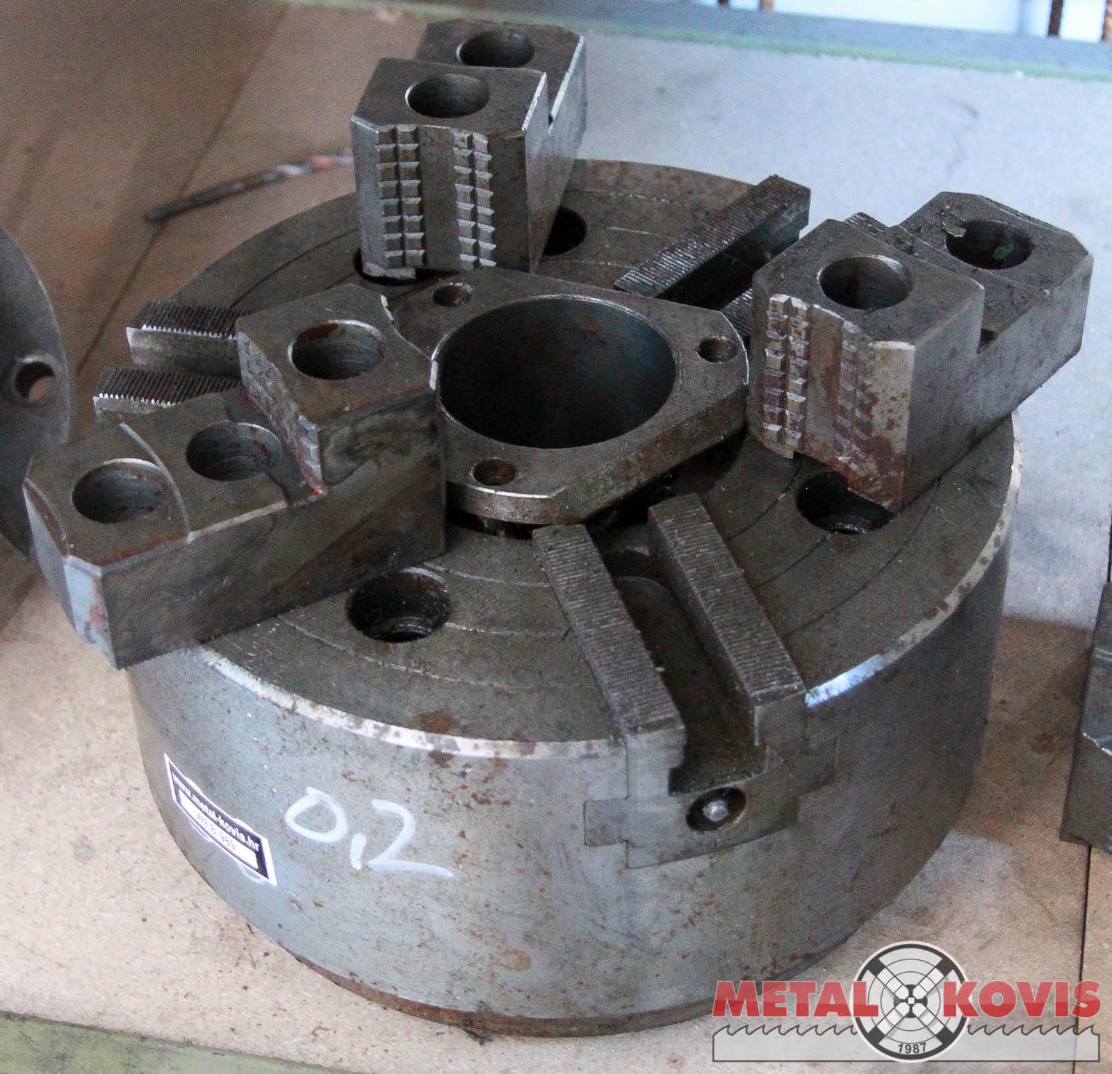 Stezna glava (amerikaner) CNC Ø250×3