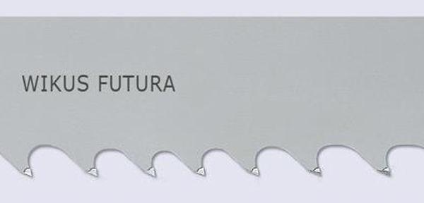 List tračne pile FUTURA, 3150x27x0,9 mm 3/4 tpi, T, Wikus