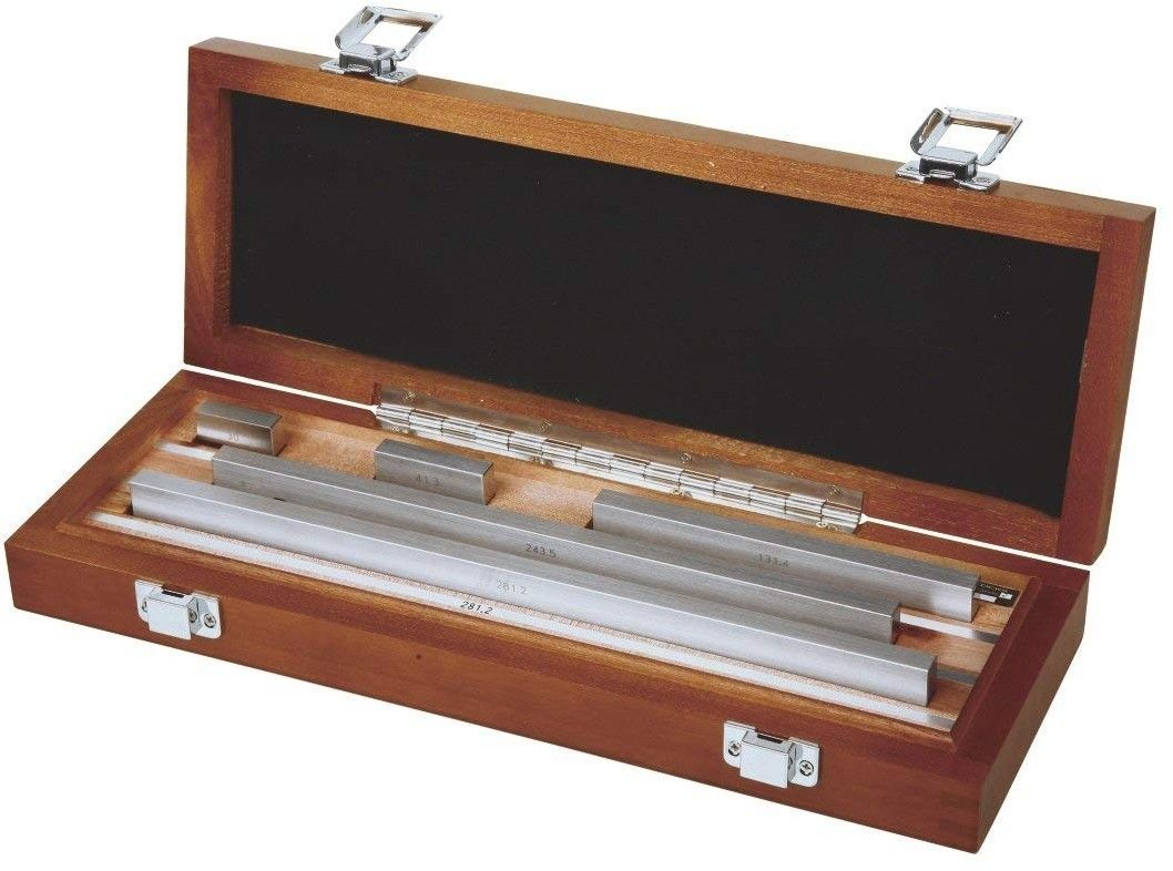 Etaloni za ispitivanje pomičnih mjerila0-300 mm, set
