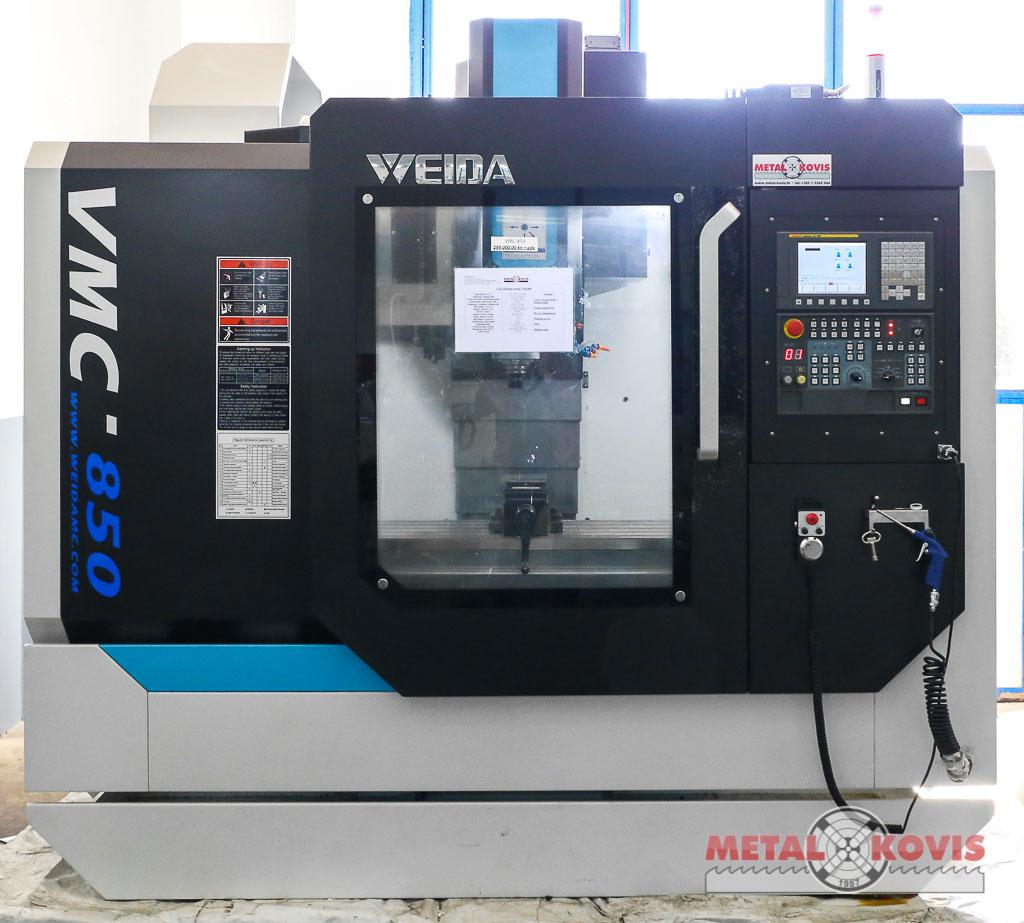 CNC obradni centar VMC1000 s Fanuc 0i-MF