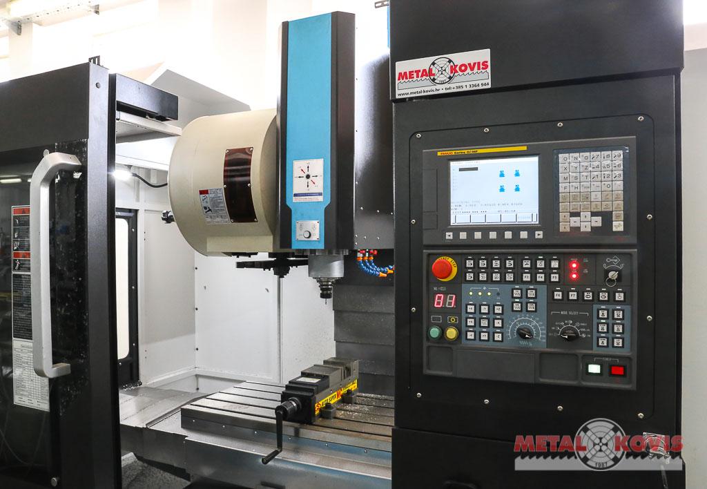 CNC obradni centar VMC850 s Fanuc 0i-MF