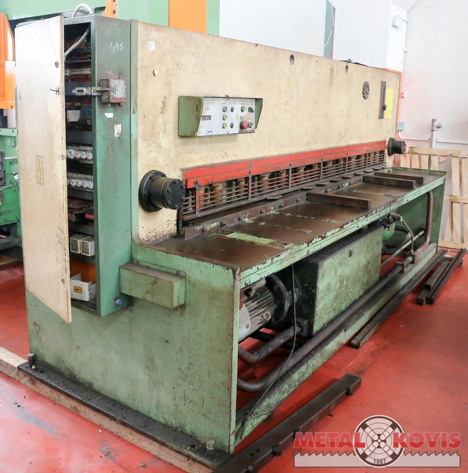 Škare za lim Jelšingrad MG3100/10-12 mm