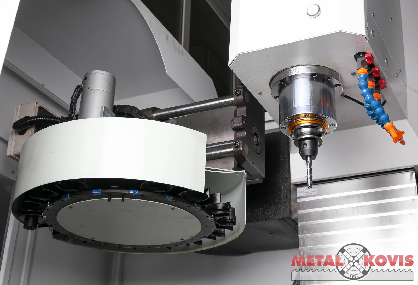 CNC obradni centar VMC400E Siemens 808D
