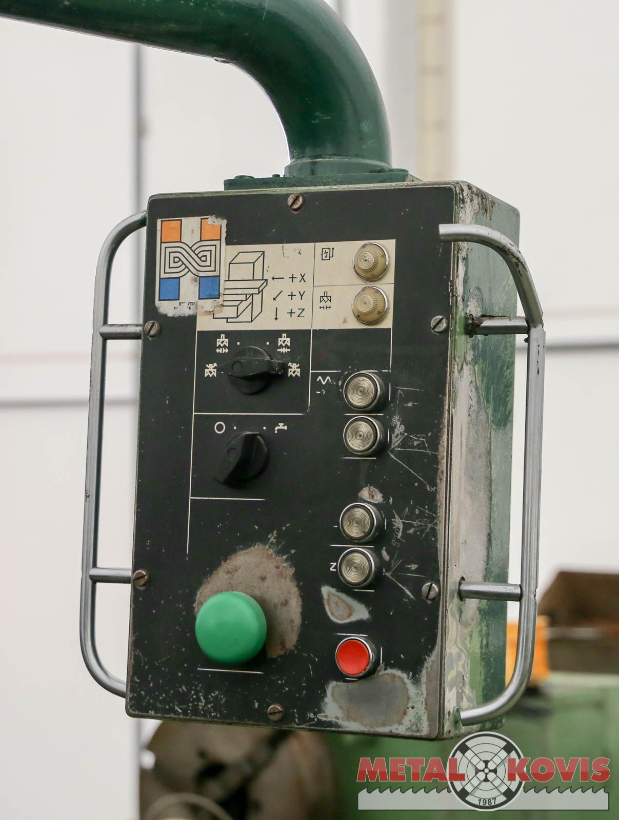 Glodalica Prvomajska GUK-3