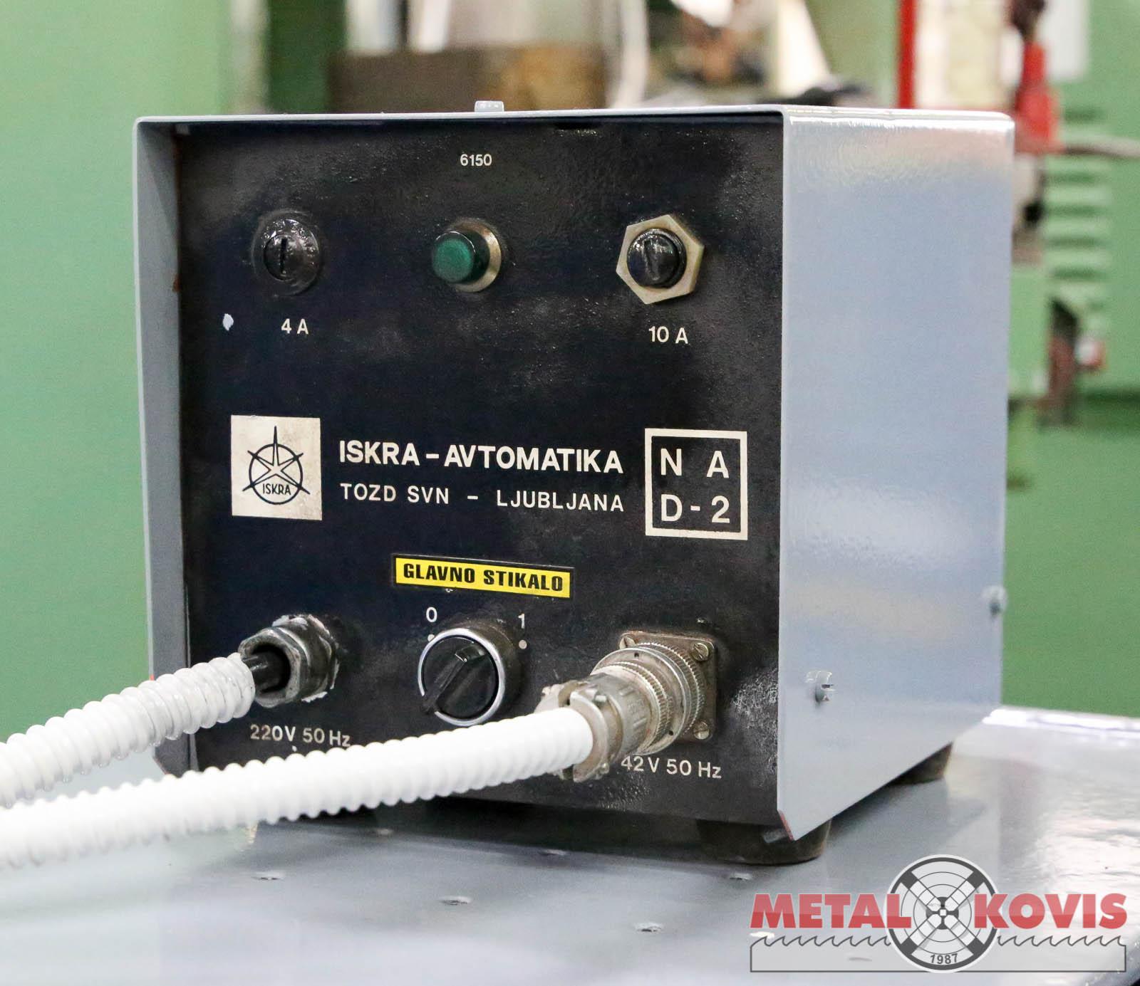 Pozicioner ISKRA VM100