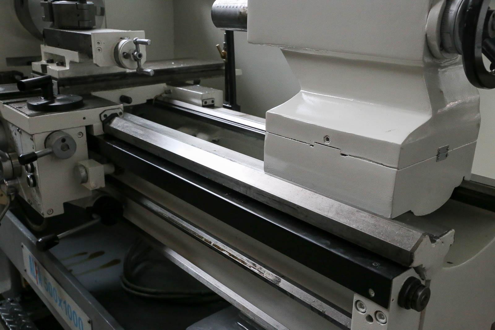 Tokarski stroj Alfa 500x1000 mm