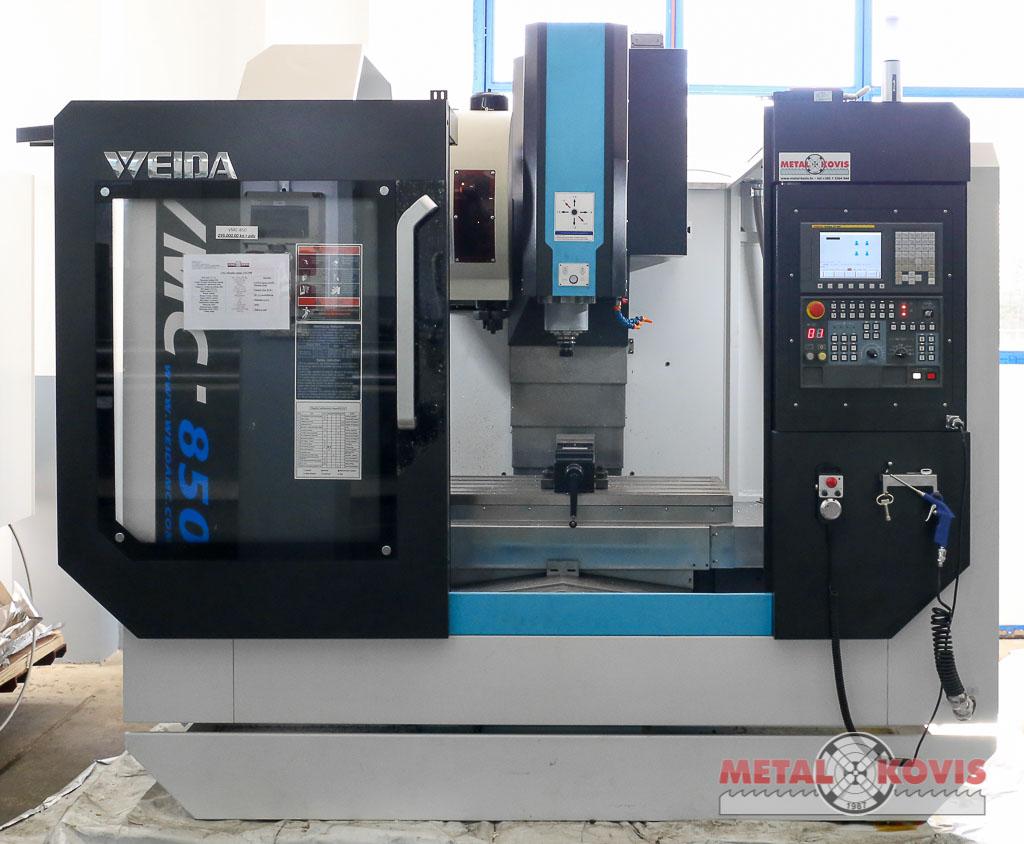 CNC obradni centar VMC1000 s Fanuc 0i-MF + 4-ta os