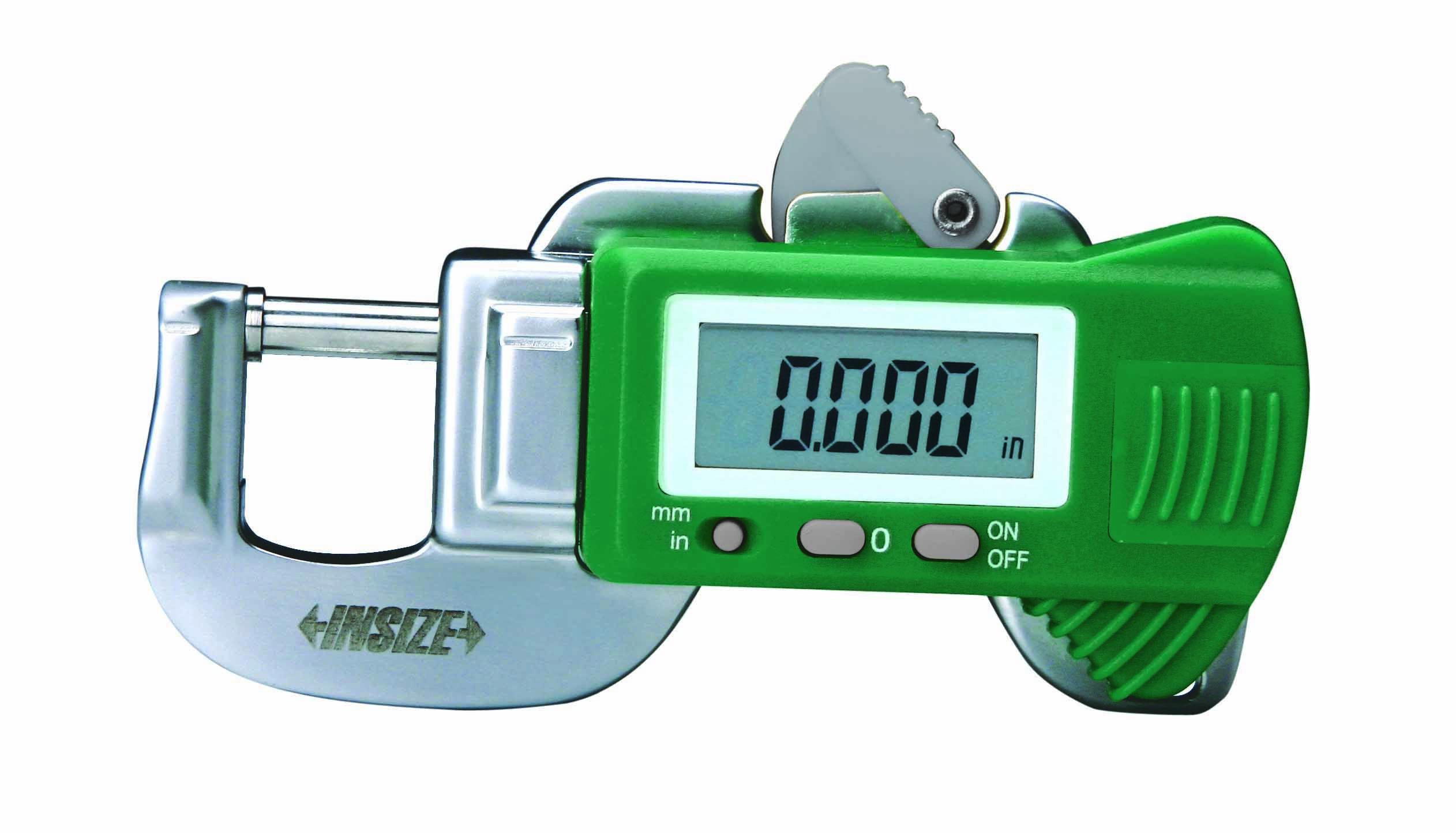 Digitalni uređaj za mjerenje debljine, Insize