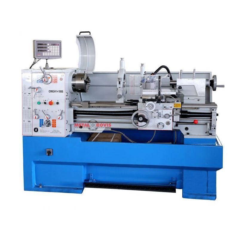 Tokarski stroj CM6241x1000 mm