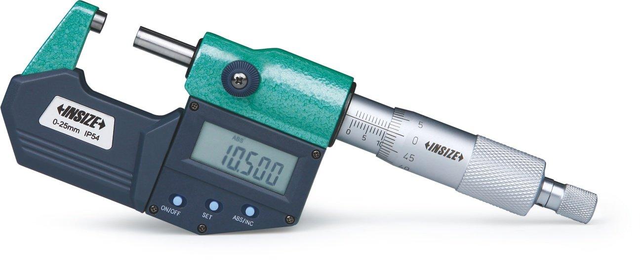 Mikrometar - vanjski, 0-25 mm, Insize