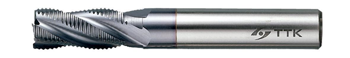 Glodalo Ø14 HSSCo, 4 pera, grubo, TTK HSR-4140C-12DS