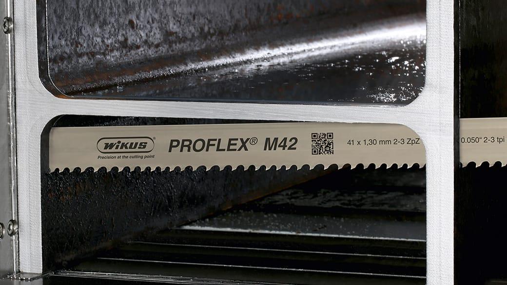 List tračne pile Proflex M42 4500x27x0,9 5/7 tpi, S, Wikus