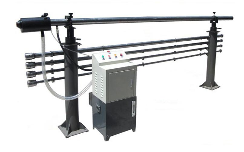 CNC tokarski stroj CK6432 s dodavačem, Farrox
