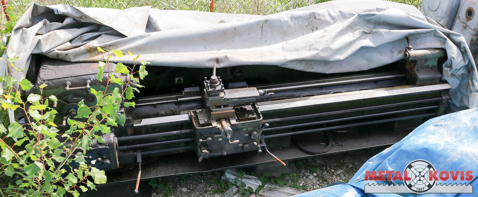 Tokarski stroj Prvomajska TES-3 x 3000 mm