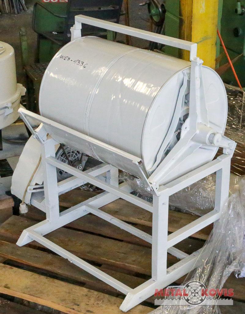 Stroj za tromblanje komada horizontalni