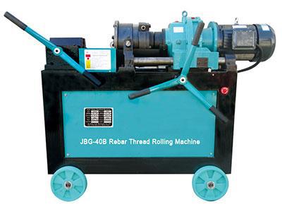 Stroj za narezivanje navoja JBG-40B