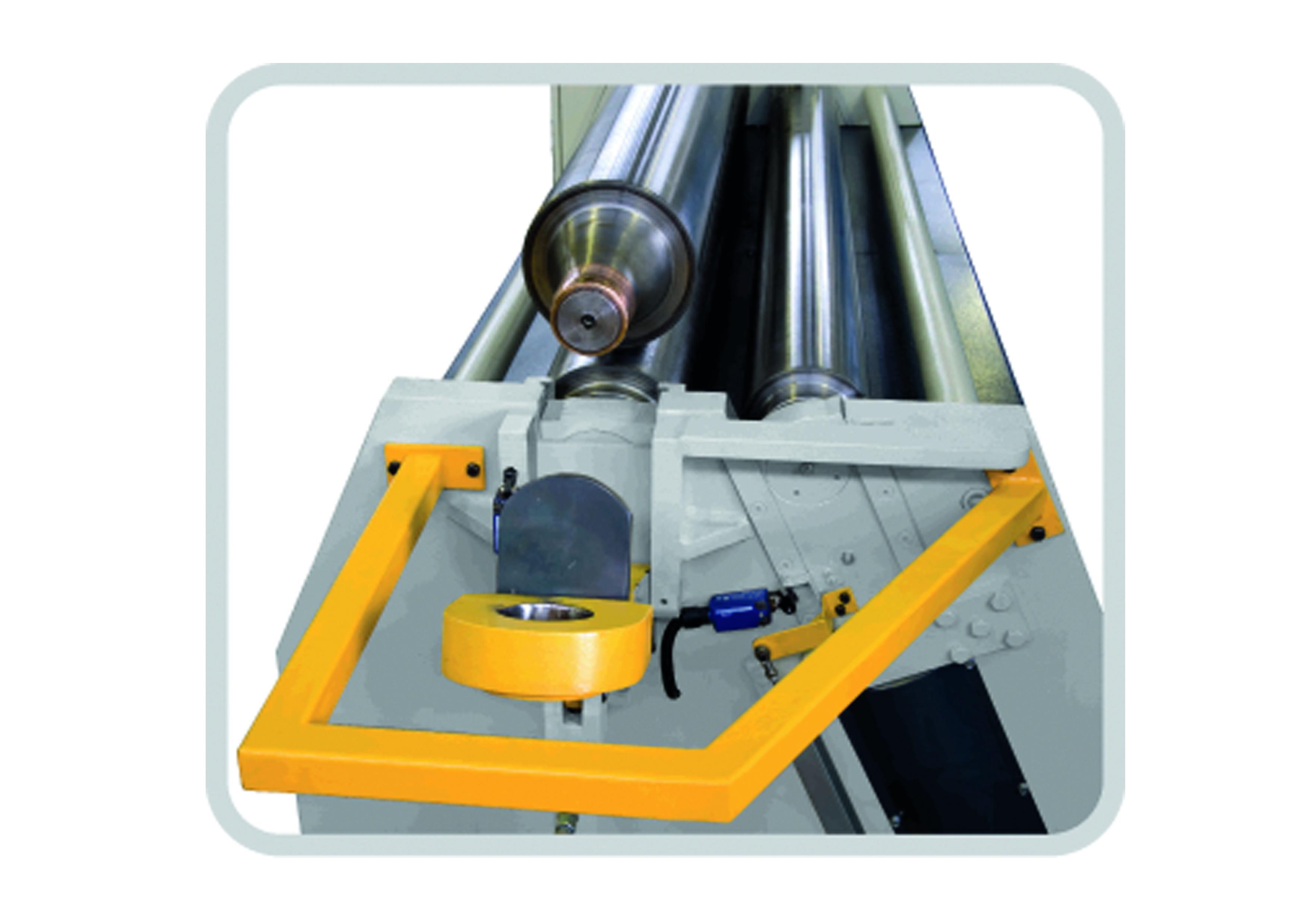 Valjci za savijanje lima MRM-H 2050x220