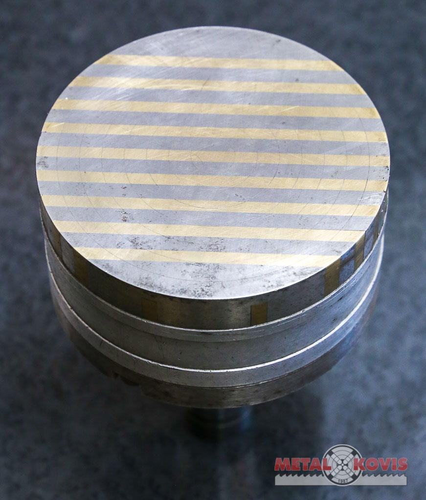 Nosač - magnet Ø160 s prirubnicom konusa ISO 50