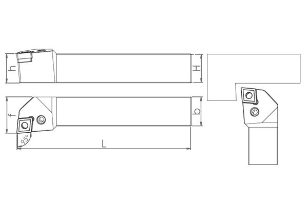 Držač pločice PCLNL 2020 K12