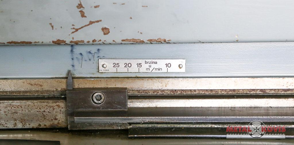 Planska brusilica Majevica BRB 750x300 mm