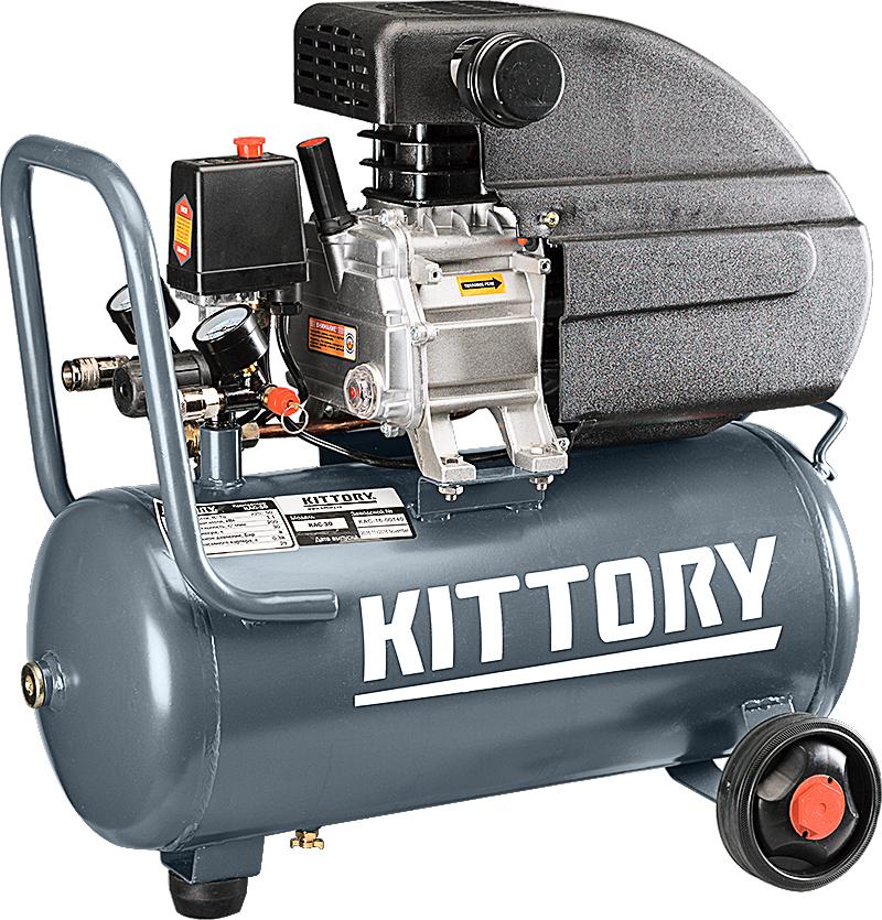 Kompresor KAC-30, posuda 30 l, 220 V, KITTORY