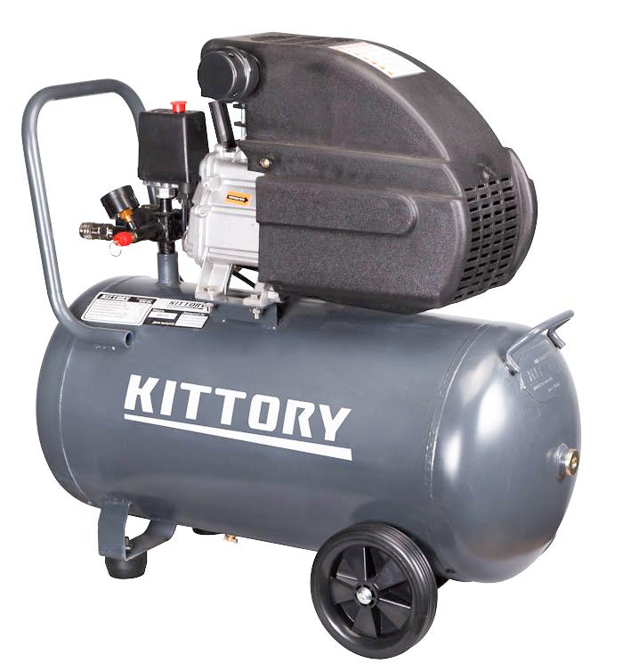 Kompresor KAC-50, posuda 50 l, 220 V, KITTORY
