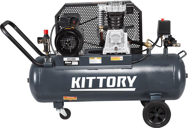 Kompresor KAC-70-65S, posuda 70 l, 220 V, KITTORY