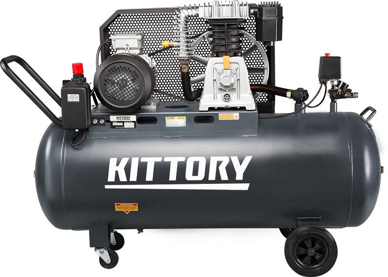 Kompresor KAC-200-90S, posuda 200 l, 230 V, KITTORY