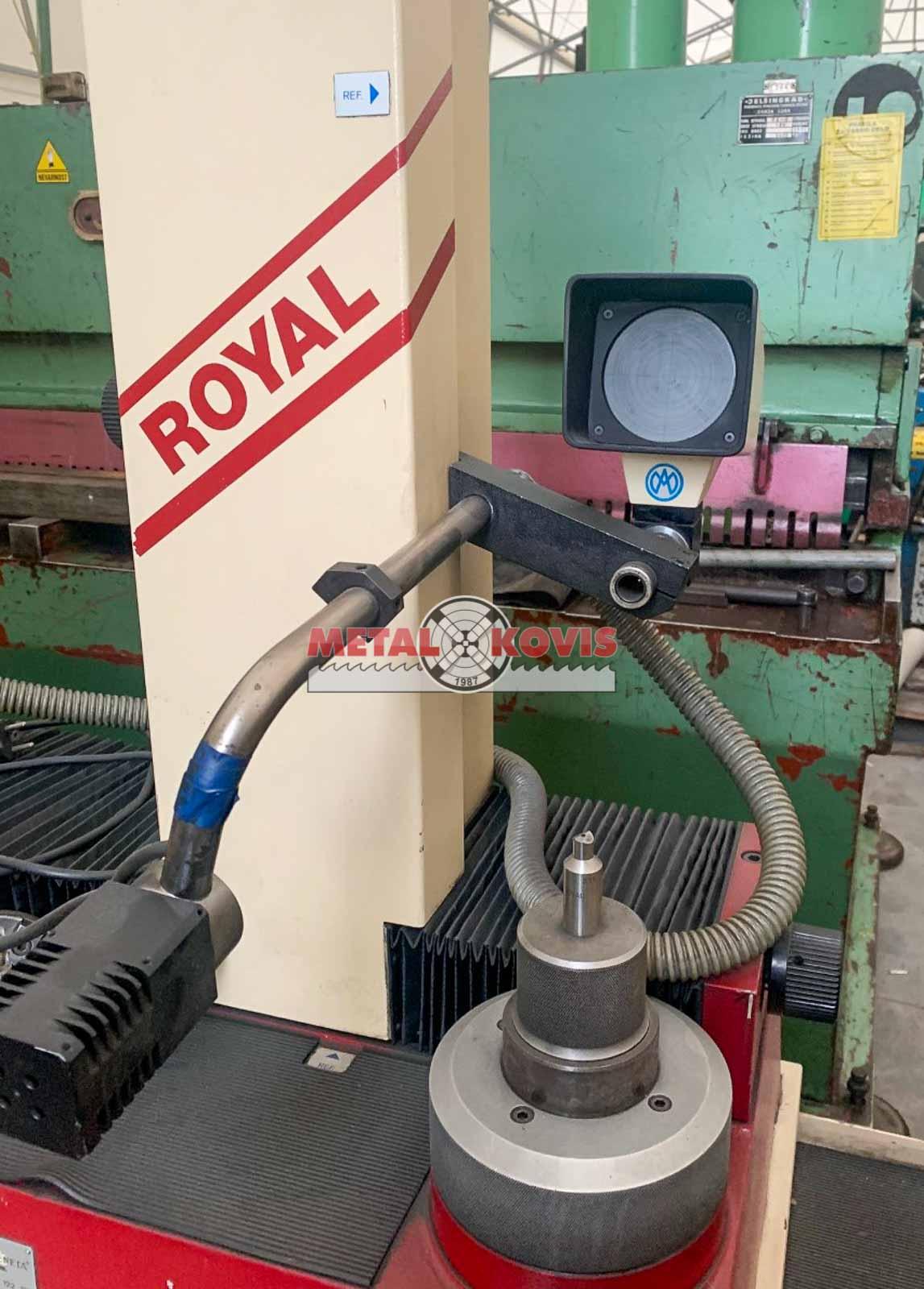 Stroj za umjeravanje alata