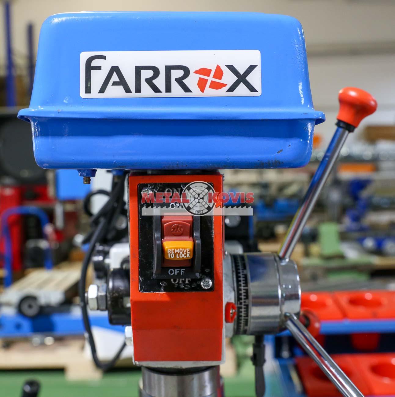 Stolna bušilica DP25013B, Farrox