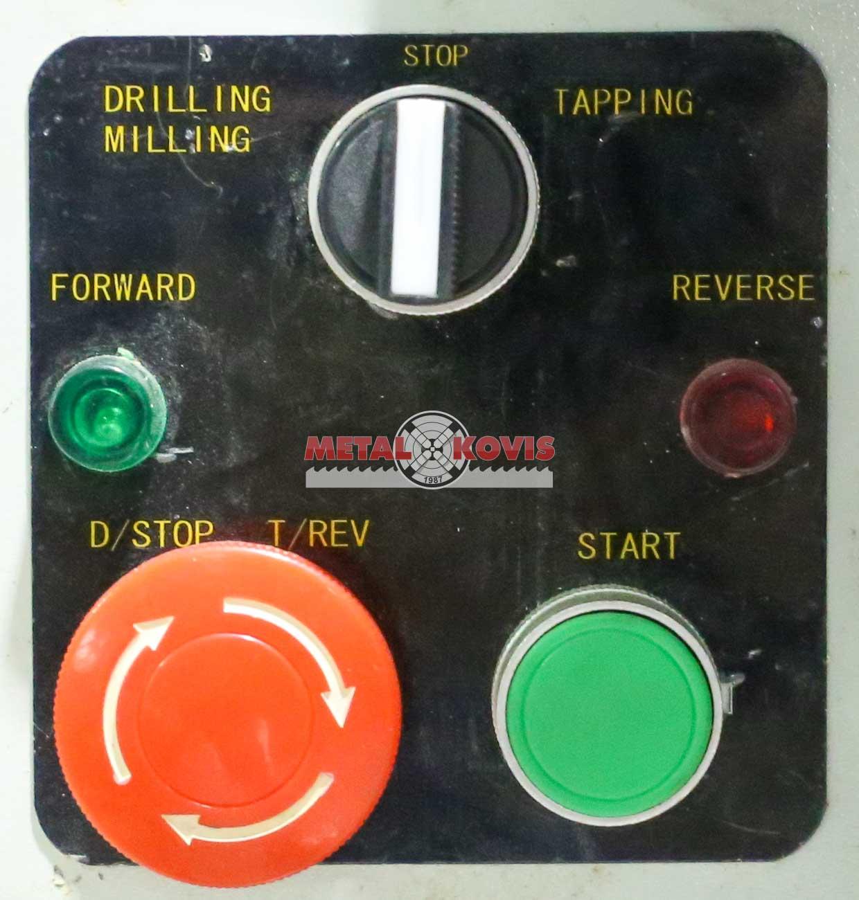 Bušilica ZX 7032, Farrox