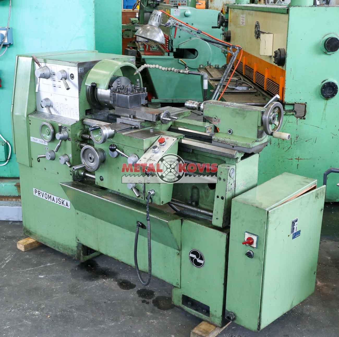 Tokarski stroj Prvomajska TNP-160 Bx500 mm