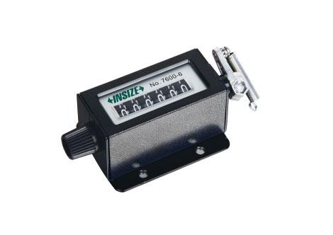Mehanički brojač, 7600-6, Insize