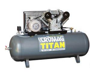 Kompresor Cromag TITAN GK 1400 - 7,5/500