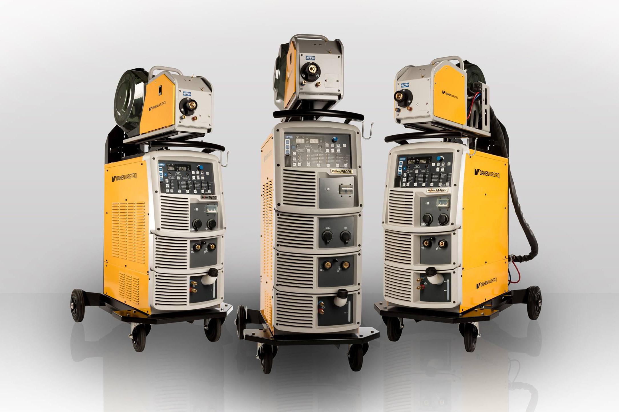Uređaj za zavarivanje WELBEE P400 MIG