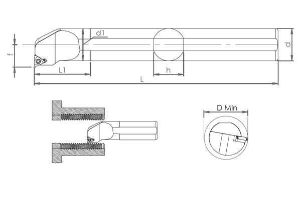 Držač pločice S32S SIR-22