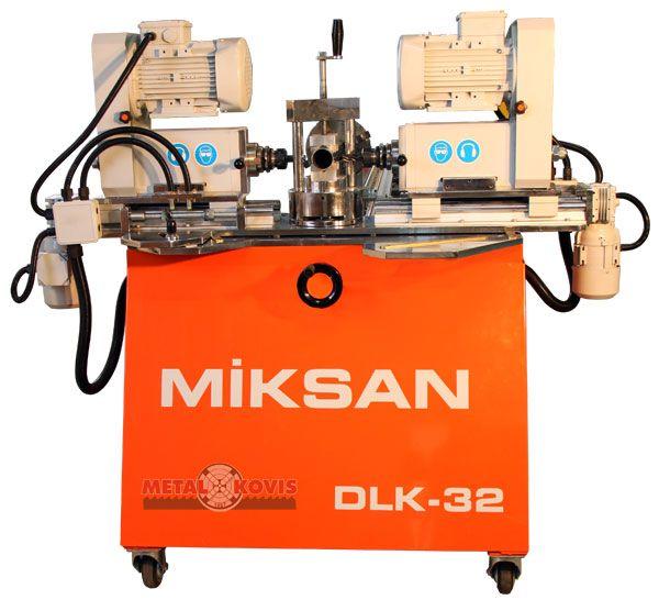 Stroj za bušenje cijevi i narezivanje navoja Miksan DLK-32