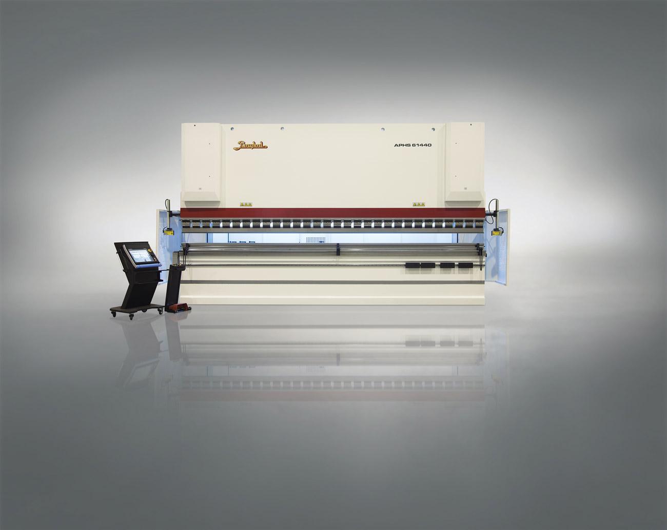 Apkant preša Baykal APHS 61440 CNC, Delem DA-66T